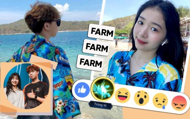 Khổ như hot tiktoker Kim Chung Phan, yêu phải thần rừng ADC bị dắt đi farm từ Nam tới Bắc! - Ảnh 1.