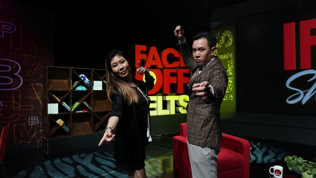 IELTS Face Off mùa 5: Hotboy Thiện Khiêm, thầy giáo 4 lần 9.0 IELTS Đặng Trần Tùng cầm trịch vai trò mới - Ảnh 1.