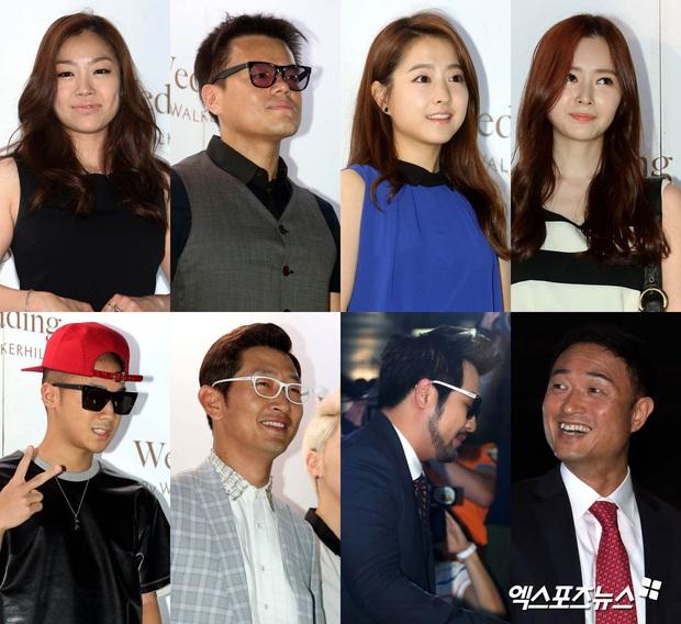 """Đám cưới ca sĩ """"Secret Garden"""" lên top Naver vì như """"bê"""" nửa Kbiz đến chung vui: Yoo Jae Suk, Park Bo Young, Sistar, cả chủ tịch JYP tụ họp đủ - Ảnh 8."""