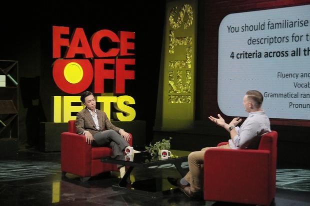 IELTS Face Off mùa 5: Hotboy Thiện Khiêm, thầy giáo 4 lần 9.0 IELTS Đặng Trần Tùng cầm trịch vai trò mới - Ảnh 5.