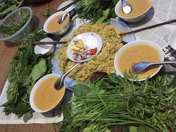 """Món gỏi """"cầu kỳ"""" nhất Việt Nam: Từ tên gọi, nguyên liệu đến cách thưởng thức đều phức tạp, có tiền chưa chắc ăn được - Ảnh 7."""