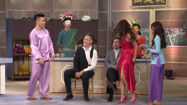 Hợp tác chơi dơ, Kim Tử Long – Nam Thư vẫn bị MasterChef Thanh Cường lật vào phút chót - Ảnh 7.
