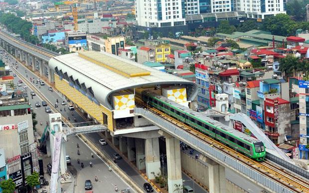 Hà Nội đề xuất xây 2 tuyến đường sắt 100.000 tỷ đồng - Ảnh 1.