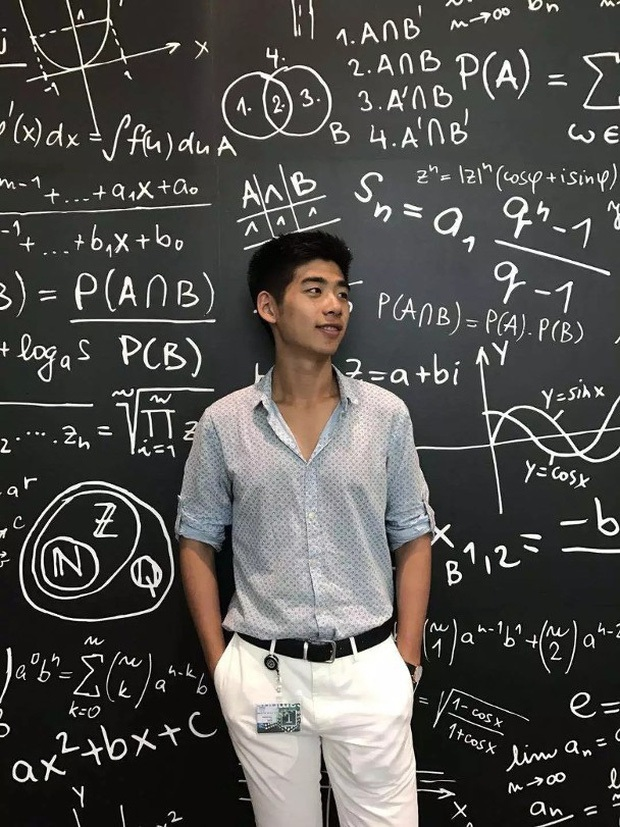 Rể út nhà tài phiệt sòng bạc Macau: Nam thần học siêu giỏi, đậu Harvard với số điểm cực khủng - Ảnh 1.