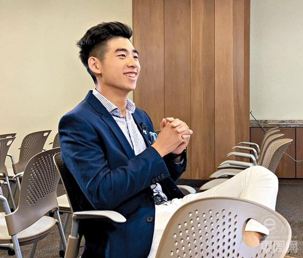 Rể út nhà tài phiệt sòng bạc Macau: Nam thần học siêu giỏi, đậu Harvard với số điểm cực khủng - Ảnh 2.