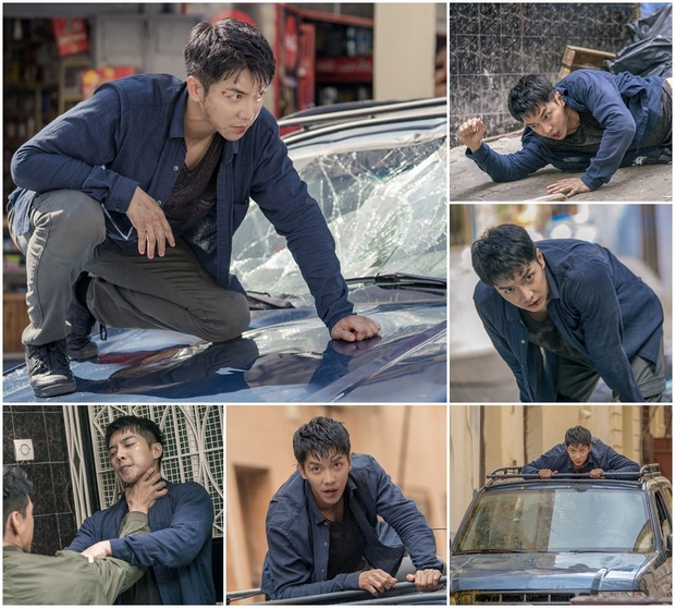 Vagabond 2 chưa kịp lên sóng, Lee Seung Gi đã xắn tay đánh úp với bom tấn hành động khủng không kém  - Ảnh 4.