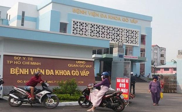 Cách chức Giám đốc Bệnh viện Gò Vấp bị tố đầu cơ khẩu trang  - Ảnh 1.