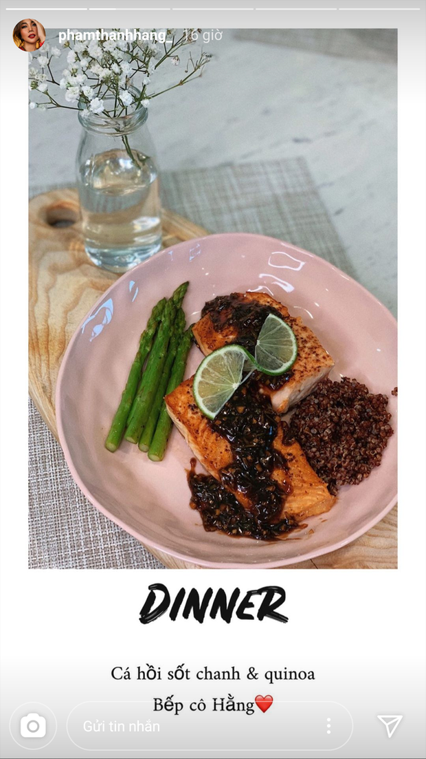 Vóc dáng của Thanh Hằng chưa bao giờ khiến dân tình thất vọng, và đây là 4 loại thực phẩm giúp cô giữ body luôn hoàn hảo - Ảnh 4.