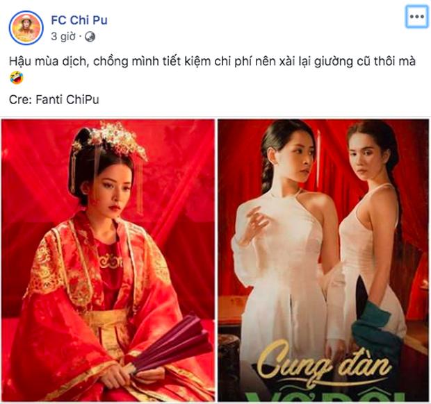 Ra mắt MV hậu mùa dịch, Chi Pu bị fan bóc phốt giải quyết khó khăn, tiết kiệm chi phí đến mức dùng lại giường cũ từ... Anh Ơi Ở Lại? - Ảnh 5.