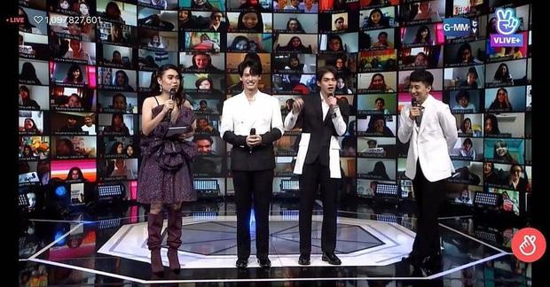 Fanmeeting toàn cầu của cặp nam thần Thái Bright - Win: Quy mô chưa từng có, nhưng hot nhất là cái ôm của cặp đam mỹ - Ảnh 4.