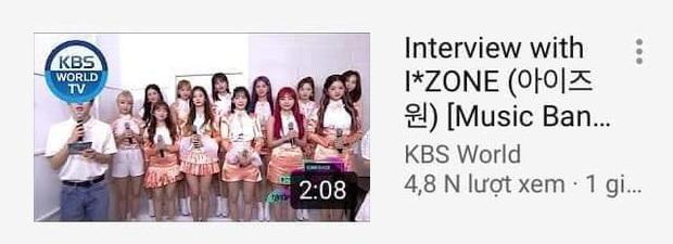 Đài KBS lại gây phẫn nộ: Nhân viên đá xéo IZ*ONE sau bê bối gian lận, viết nhầm tên nhóm lần thứ 2 trong năm rồi sai chính tả tên 1 thành viên - Ảnh 2.