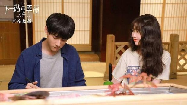 5 cặp đôi ngọt ngào nhất phim Trung: Đinh Vũ Hề - Triệu Lộ Tư dẫn đầu nhưng bạn trai của Nhiệt Ba mới đáng chú ý - Ảnh 13.
