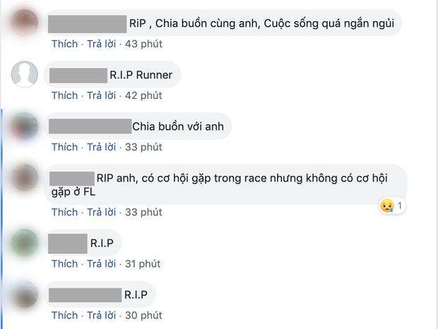 Bạn bè thương tiếc chia buồn nam vận động viên marathon tử vong ở Lâm Đồng - Ảnh 5.