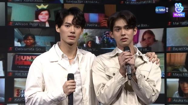 Fanmeeting toàn cầu của cặp nam thần Thái Bright - Win: Quy mô chưa từng có, nhưng hot nhất là cái ôm của cặp đam mỹ - Ảnh 24.