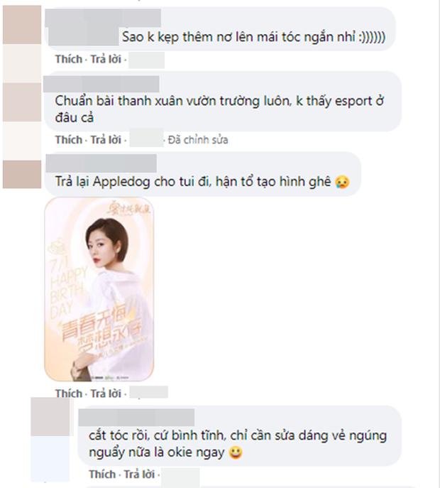 Netizen mừng hớn vì stylist Cá Mực Hầm Mật 2 cho nữ chính cắt tóc nhưng màn tình tứ trên xe đẩy hàng vẫn cứ sai sai? - Ảnh 7.