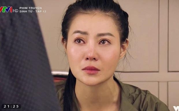 4 chị đại nghề báo siêu ngầu ở phim Việt: Nể nhất là màn bất chấp tính mạng vì công lý của Thanh Hương (Sinh Tử) - Ảnh 1.