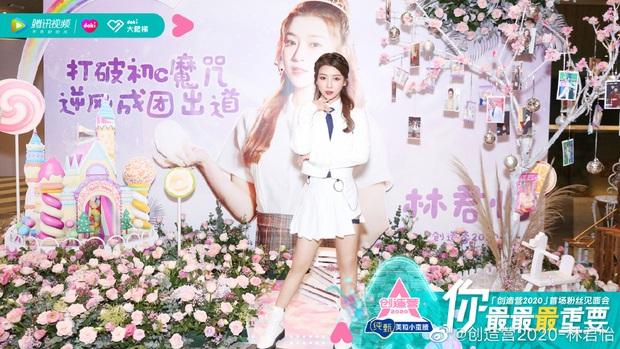 Fanmeeting top 9 Sáng Tạo Doanh: Nene xinh như tiên tử, Triệu Việt biến hoá bất ngờ nhưng xinh nhất lại là thí sinh này - Ảnh 19.