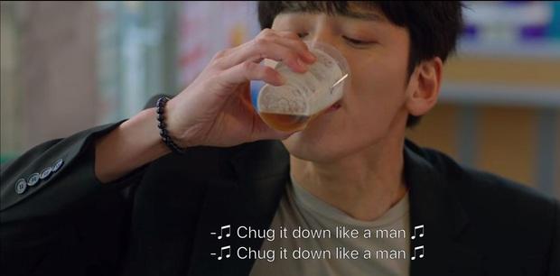Ji Chang Wook say bí tỉ bị Kim Yoo Jung đánh đầu tóe lửa vì nói mớ tên người yêu ở tập 2 Backstreet Rookie - Ảnh 3.