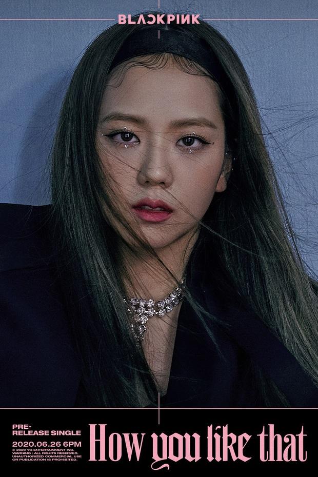 Đến chịu Jisoo, đến giờ vẫn bắt lú fan, không ai biết lần này màu tóc thực sự của cô là gì - Ảnh 2.