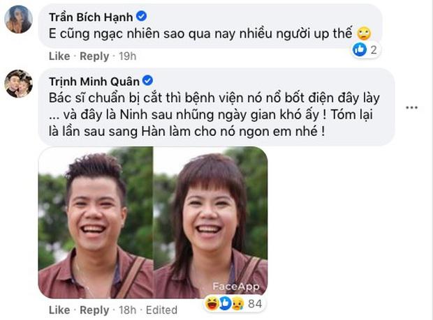 Giữa cơn sốt FaceApp đang khiến giới trẻ điên đảo, Đinh Mạnh Ninh lên tiếng chỉ trích gay gắt - Ảnh 4.