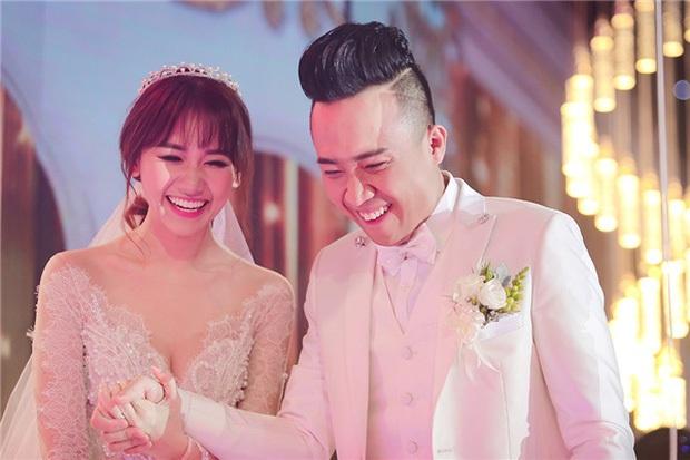 Đám cưới càng kín càng hot của sao Vbiz: Tóc Tiên và bộ đôi Trường Giang - Trấn Thành đánh úp, Phanh Lee quyết giữ kín điều này - Ảnh 25.