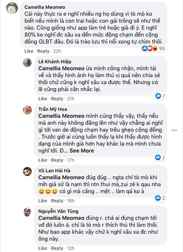 Giữa cơn sốt FaceApp đang khiến giới trẻ điên đảo, Đinh Mạnh Ninh lên tiếng chỉ trích gay gắt - Ảnh 6.