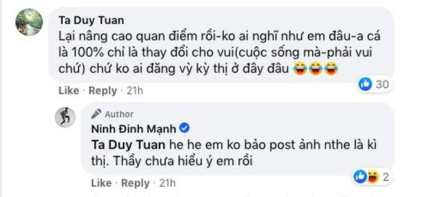 Giữa cơn sốt FaceApp đang khiến giới trẻ điên đảo, Đinh Mạnh Ninh lên tiếng chỉ trích gay gắt - Ảnh 7.