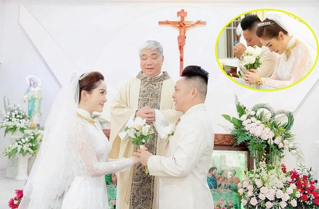 Đám cưới càng kín càng hot của sao Vbiz: Tóc Tiên và bộ đôi Trường Giang - Trấn Thành đánh úp, Phanh Lee quyết giữ kín điều này - Ảnh 12.