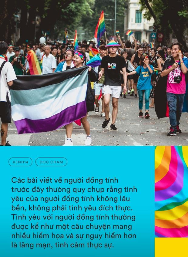 """Báo chí về người đồng tính: Đã qua rồi cái thời """"đám giả les, học đòi làm bê đê"""" - Ảnh 2."""