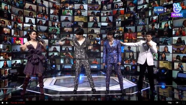 Fanmeeting toàn cầu của cặp nam thần Thái Bright - Win: Quy mô chưa từng có, nhưng hot nhất là cái ôm của cặp đam mỹ - Ảnh 16.