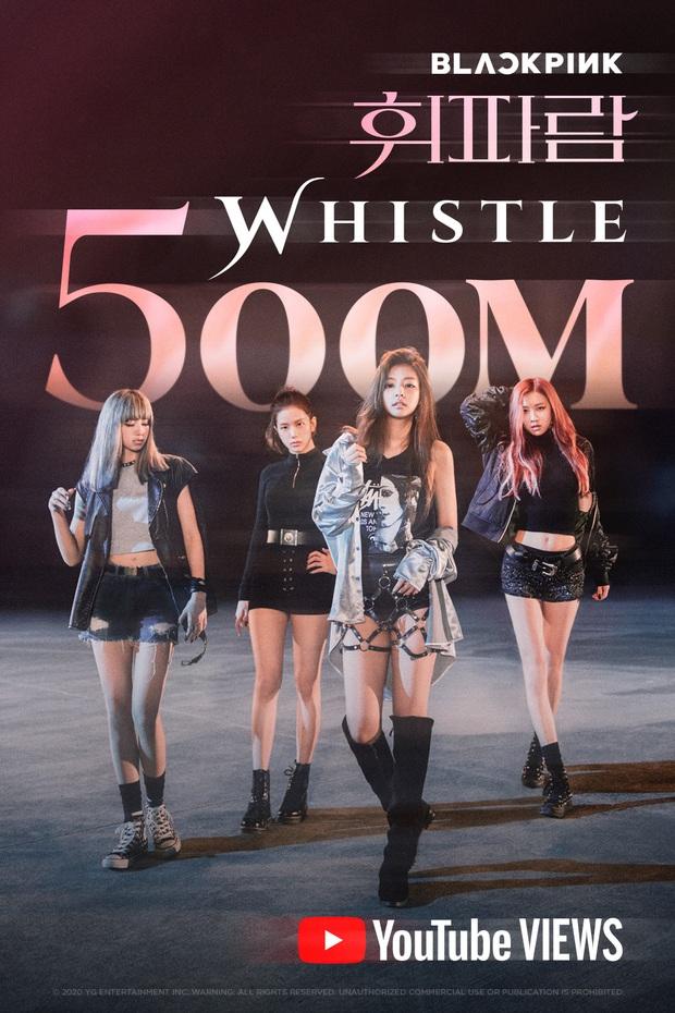 BLACKPINK bỏ túi thêm MV nửa tỉ view mặc fan ngang ngược kêu gọi... không stream, củng cố kỉ lục trong mảng girlgroup trước thềm comeback - Ảnh 1.