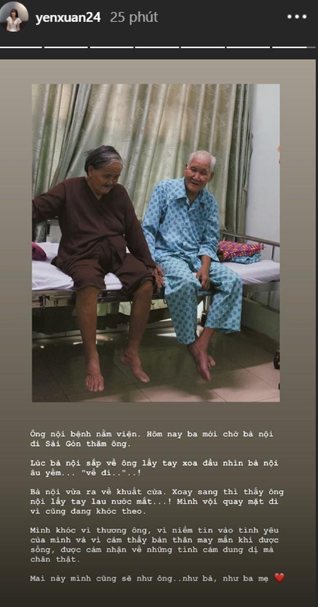 Bạn gái Văn Lâm kể câu chuyện cảm động của ông bà, nói về nguyện vọng trong hôn nhân mai này - Ảnh 1.