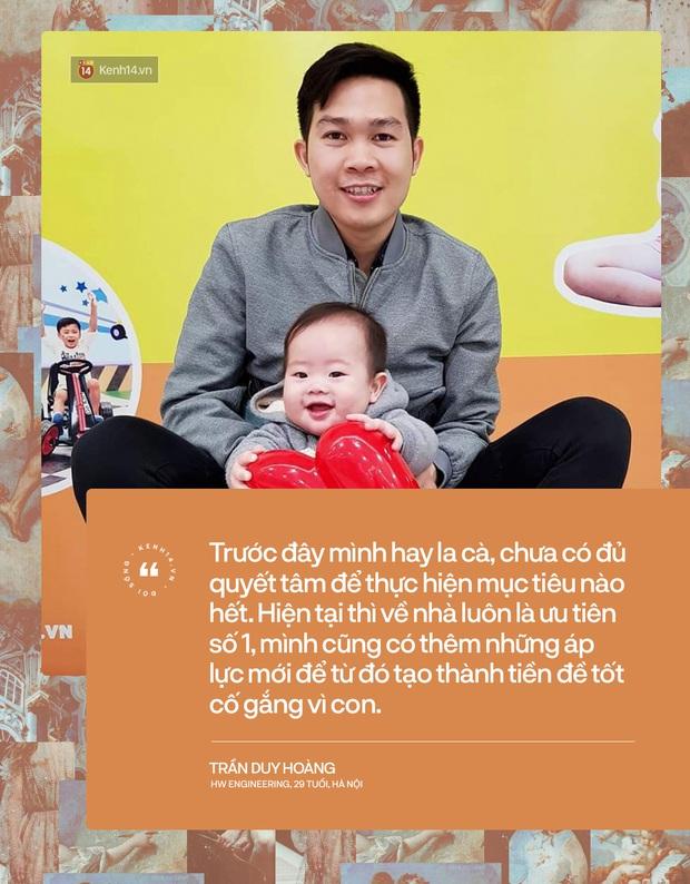 Anh thanh niên năm xưa giờ đã có vợ con rồi: Dù làm bố nhưng ký ức về bố luôn sống động, có con rồi mới hiểu lòng mẹ cha là đây - Ảnh 8.