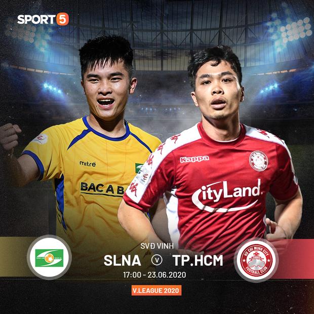 Vòng 6 V.League 2020: Công Phượng đối mặt với nhiệm vụ khó nhất Việt Nam tại quê hương - Ảnh 3.