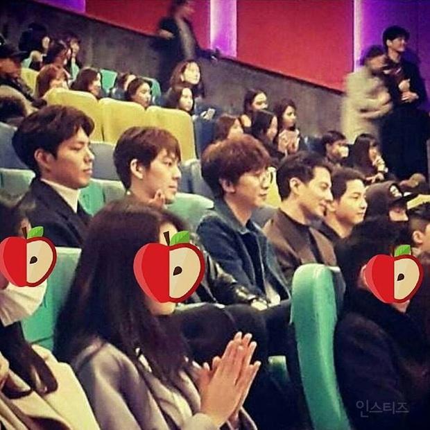 Sao nam châu Á huynh đệ tương tàn vì mỹ nhân: Song Joong Ki - Park Bo Gum có ẩn tình nhưng chưa gắt như 3 cặp này - Ảnh 4.