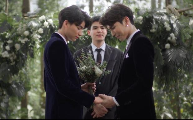 Cực phẩm đam mỹ Thái TharnType 2 tung thiệp cưới khiến fan vỡ òa, sắp có đám cưới thế kỷ rồi hay sao? - Ảnh 7.