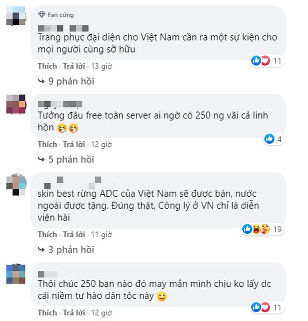 Liên Quân Mobile: Garena đính chính về việc tặng 250 skin Nakroth ADC nhưng game thủ Việt vẫn từ chối hiểu - Ảnh 4.