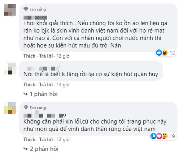 Liên Quân Mobile: Garena đính chính về việc tặng 250 skin Nakroth ADC nhưng game thủ Việt vẫn từ chối hiểu - Ảnh 5.