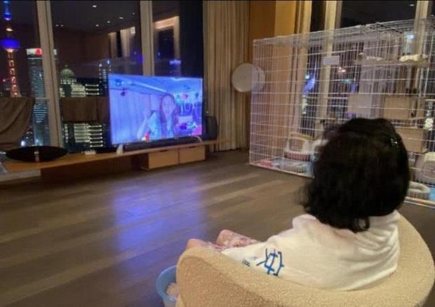 Cuộc sống xa hoa của Angela Baby: Biệt thự bạc tỷ rộng 700m2 trang hoàng như khách sạn 5 sao, ốp điện thoại da cá sấu đắt đỏ - Ảnh 2.