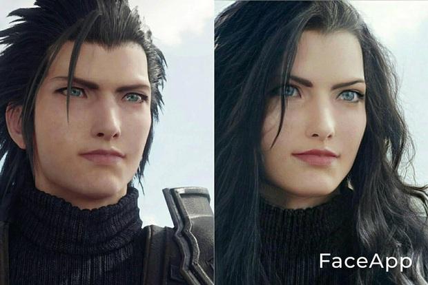 Ngỡ ngàng trước hình ảnh các nhân vật nam nổi tiếng trong game hóa thân thành mỹ nữ xinh đẹp - Ảnh 4.