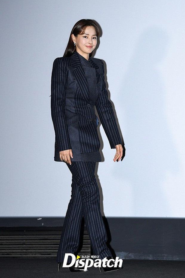 Hoa hậu Hàn đẹp nhất thế giới Honey Lee: Style sự kiện chanh sả bao nhiêu thì style đời thường lại cool bấy nhiêu - Ảnh 4.