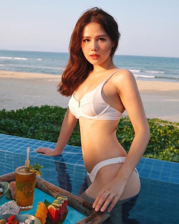 Sắc vóc và gu thời trang không đùa được đâu của Phanh Lee, tân nương Tổng Giám đốc Cocobay Đà Nẵng - Ảnh 5.