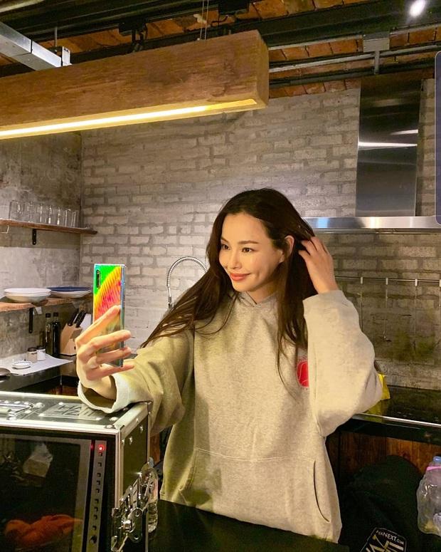 Hoa hậu Hàn đẹp nhất thế giới Honey Lee: Style sự kiện chanh sả bao nhiêu thì style đời thường lại cool bấy nhiêu - Ảnh 8.