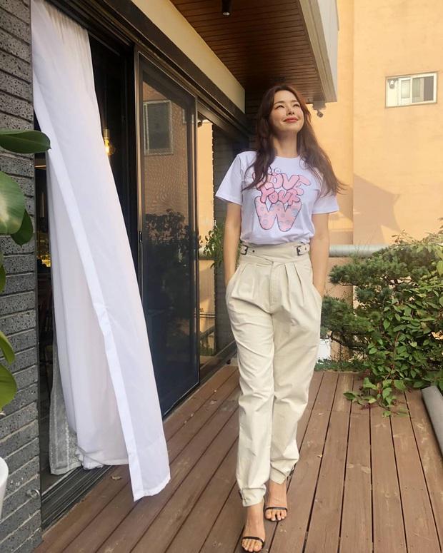 Hoa hậu Hàn đẹp nhất thế giới Honey Lee: Style sự kiện chanh sả bao nhiêu thì style đời thường lại cool bấy nhiêu - Ảnh 11.