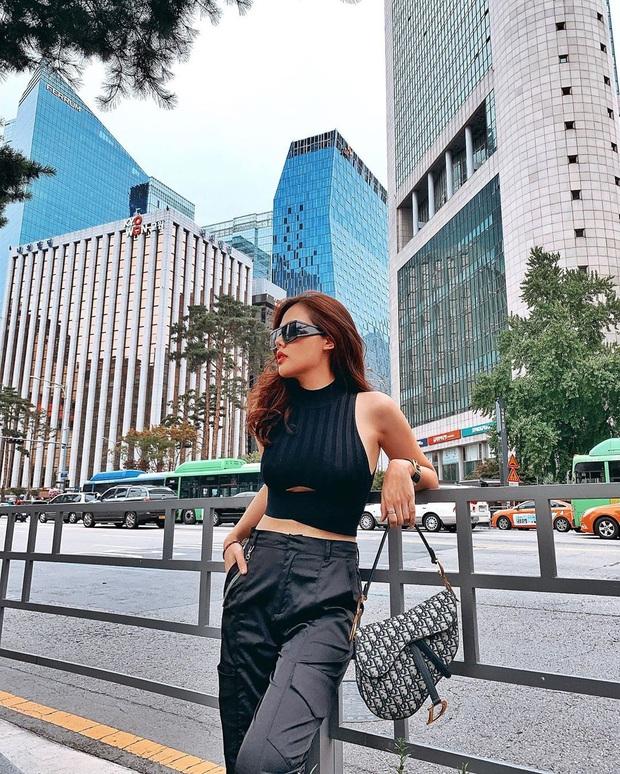Sắc vóc và gu thời trang không đùa được đâu của Phanh Lee, tân nương Tổng Giám đốc Cocobay Đà Nẵng - Ảnh 10.