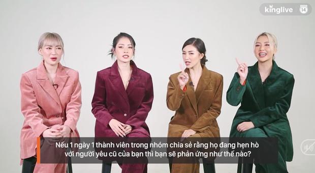 Quỳnh Anh Shyn - Chi Pu bị đào lại khoảnh khắc tuyên bố một ngày là chị em mãi mãi là chị em - Ảnh 3.