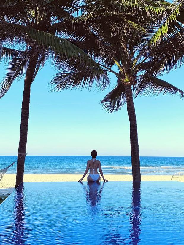 Sẵn dịp ăn cưới Phanh Lee và chồng đại gia ở resort hạng sang, hội khách mời thi nhau sáng tác bộ ảnh bikini đăng phây - Ảnh 13.