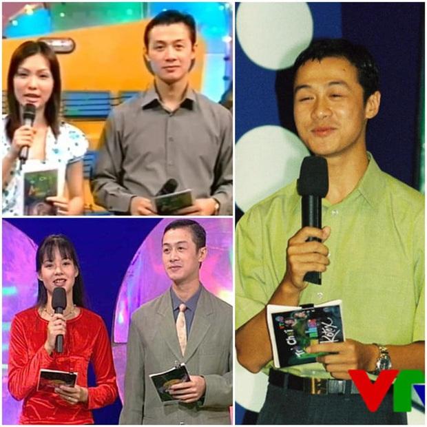 MC Anh Tuấn VTV chính thức bị thời gian bỏ quên, 46 tuổi mà so với ảnh ngày xửa ngày xưa chả khác tẹo nào - Ảnh 1.