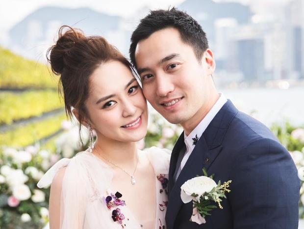 Trong khi chồng cũ mải mê tiệc tùng, Chung Hân Đồng sút cân rõ rệt, gầy rộc hậu ly hôn  - Ảnh 2.