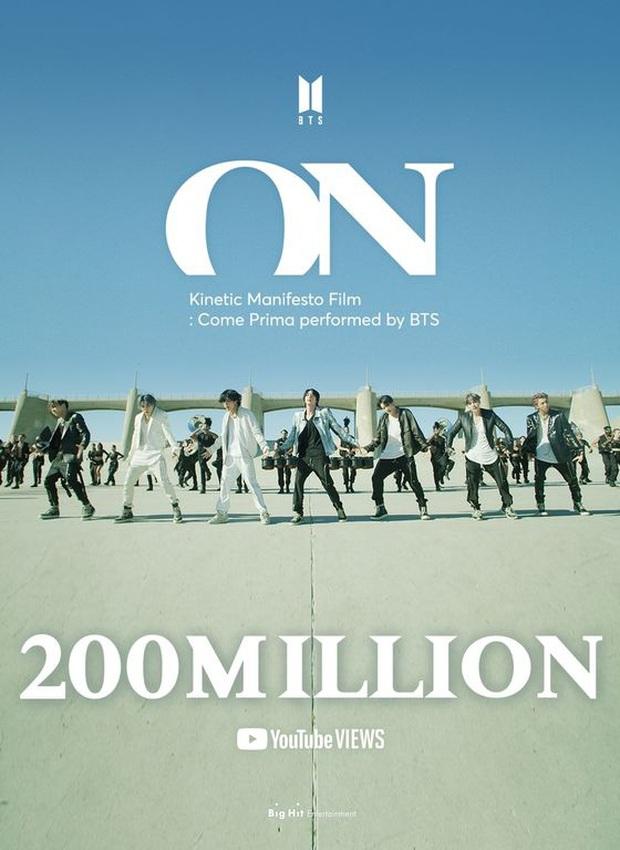 Hậu lết lên 200 triệu views với thời gian chậm kỷ lục, BTS lấy lại phong độ với cột mốc nửa tỷ views cho bài hát... b-side, MV sơ sài toàn vũ đạo! - Ảnh 5.